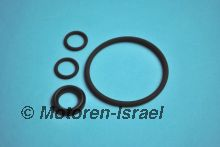 O-ring set f. oil pan intermediate ring with ext.l oilfilter