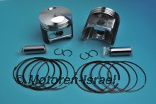 Piston kit (A=93,96) 1000cc (2pc) MADE IN GERMANY