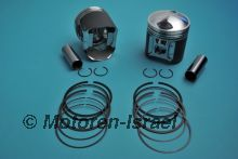 Piston Kit R60/5, 60/6, 60/7 in 75,0 mm 3. oversize