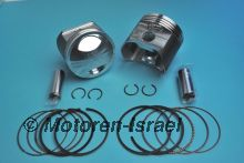Piston Kit R90/6, 90S in 90,5 mm 1. oversize (2 pc)