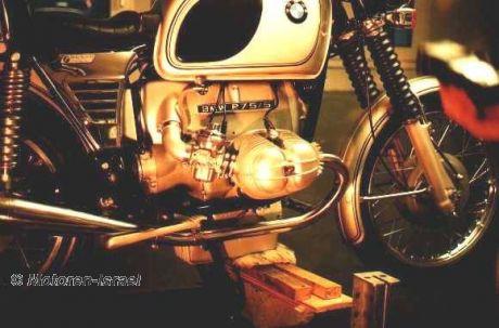 Optimierter Serienmotor