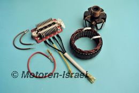 600W Lichtmaschine für /5 & /6 Modelle