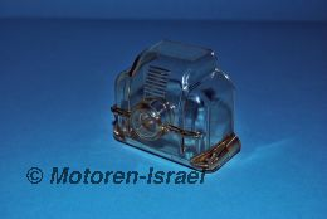 Schwimmerkammergehäuse transparent