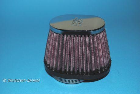 K&N Sportluftfilter RC-0981 oval/konisch für 40er Bing