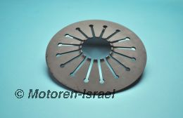 Plate spring clutch up to 09.1980