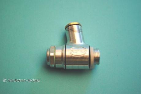 Ölschauglas Getriebe
