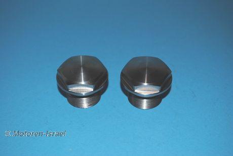Gabelverschlussmutter-Set für Original 36 mm Gabel (2St.)