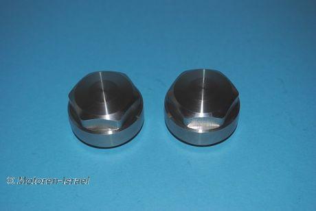 Gabelverschlussmutter-Set für Original 38,5 mm Gabel (2St.)