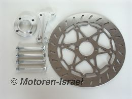 320mm Bremsscheibe für R80/100GS