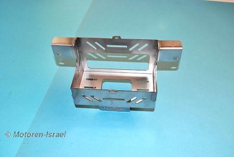 Batteriekasten Edelstahl für R80/100 Monolever