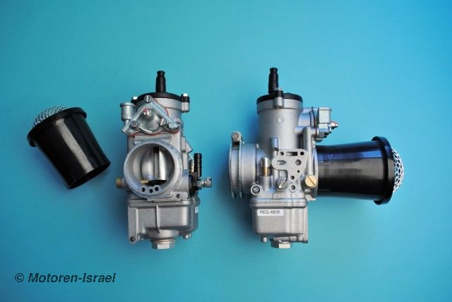 Dell Orto Carburettor 40 mm (2pc)