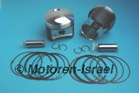 Piston kit 1000cc (2pc) in 94.46mm MADE IN GERMANY