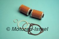 Oil filter set without oilcooler OX 37D