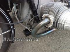 Ölkühlersatz für Zwischenring mit Außenfilter (poliert)
