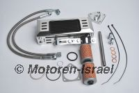Oil cooler set -cool down- buffed