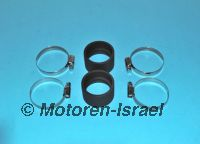 Intake adapter 2pc. for 32mm carburettor