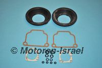 Gasket set 32 mm Bing with membrane for 2 carburettor