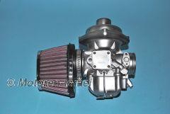 K&N Sportluftfilter RC-1820 oval/konisch für 32er&26er Bing