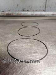 (6)O-Ring 102,00X2,00 VITON
