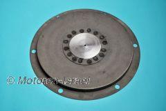 Pressure plate clutch -1980