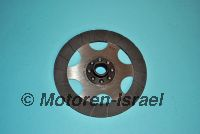 Oil-resistant clutch friction disc up to 09/1980