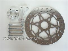 320mm Bremsscheibe für R80/100 GS