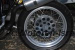 Cafe Racer Wheel Cover polished